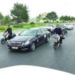 ماجرای اسکورت مهران مدیری در مشهد