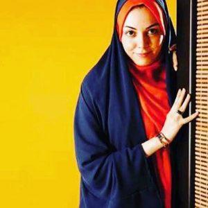 آزاده نامداری از تلاش هایش برای حجاب می گوید!