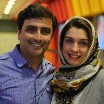 واکنش الیکا عبدالرزاقی به اتهامات علیه برادر شوهرش +فیلم