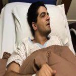 آخرین وضعیت جسمانی سینا شعبانخانی/ کنسرت سمنان لغو شد