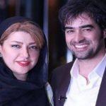 عکسی از همسر و پسرِ شهاب حسینی