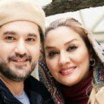 حضور امیرحسین مدرس و همسرش در نجف