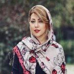 عکس پرستو صالحی با همسر شهاب حسینی