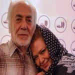 جشن تولد ۸۱ سالگی پدر بهاره رهنما
