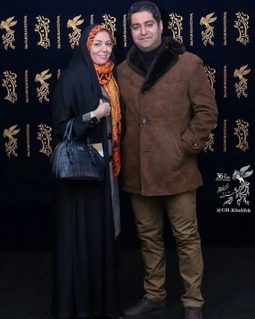 آزاده نامداری در جشنواره فجر 36