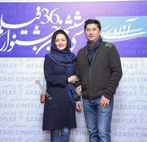 شیلا خداداد در جشنواره فجر 36