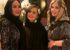 چهره ها در شبکه های اجتماعی (۶۷۵) از تولد ترلانی ها تا حامد و ساره در ساعت فروشی!