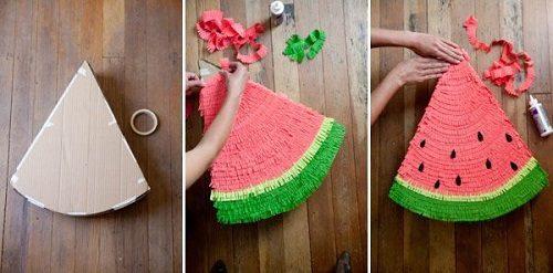 هندوانه سه بعدی