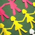 آموزش درست کردن آدمک با کاغذ برای کودکان +تصاویر
