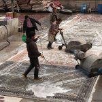 شستن فرش |اصول شستشوی فرش و قالی