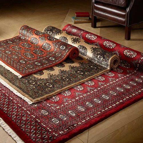 فرش دستباف انواع فرش دستباف از لحاظ ابعاد