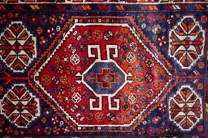 فرش فارس و پیشینه آن