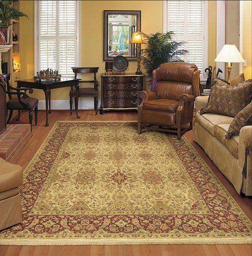 فرش پهن کردن | بهترین مکان ها برای پهن کردن فرش در خانه