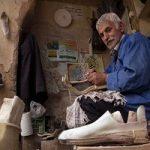 گیوه دوزی |صنایع دستی چهرمحال و بختیاری