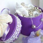 جعبه تزئینی | آموزش درست کردن جعبه مخصوص عیدی دادن