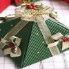 جعبه کادو هرمی | آموزش درست کردن جعبه کادو با مقوا