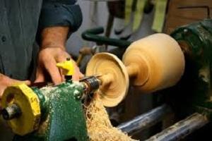 خراطی چوب | صنایع دستی سنتی