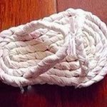 دمپایی پارچه ای |آموزش درست کردن دمپایی با لباس قدیمی