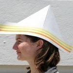 کلاه کاغذی | آموزش درست کردن کلاه با کاغذ