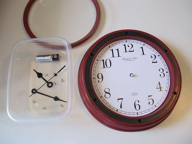 تزئین ساعت