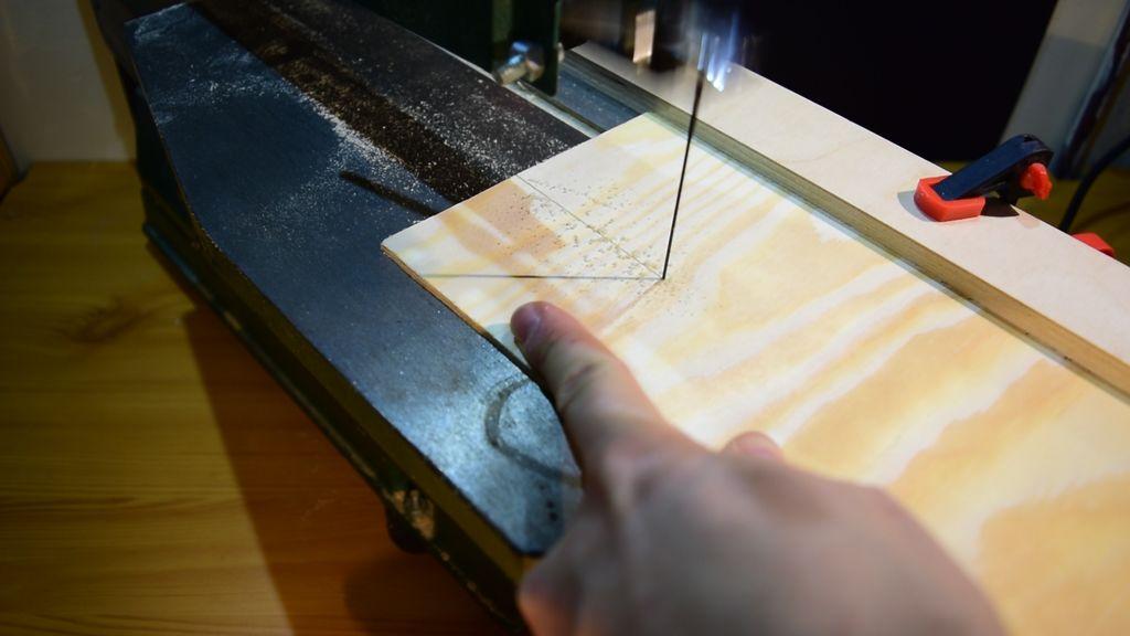 جعبه کادو چوبی