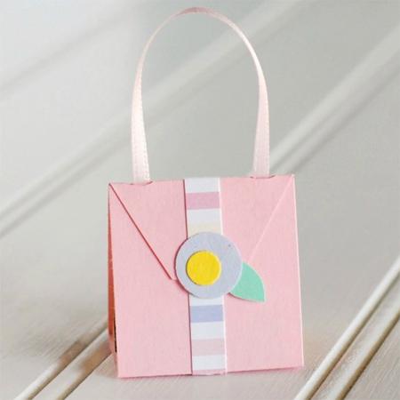 جعبه کادو | آموزش درست کردن جعبه کادو برای هدیه های کوچک