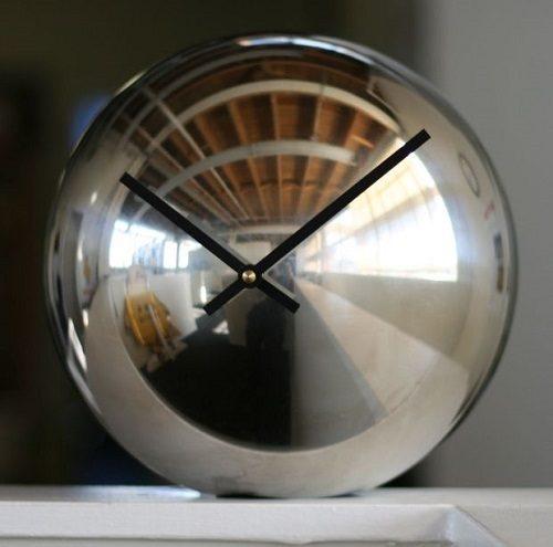 ساعت رومیزی توپی