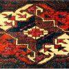 فرش ترکمن و مهمترین نقش های آن