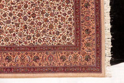فرش صابر | شناخت طرح و رنگ فرش صابر