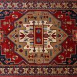 نقوش فرش فارس | آشنایی با نمونه هایی از نقوش فرش فارس