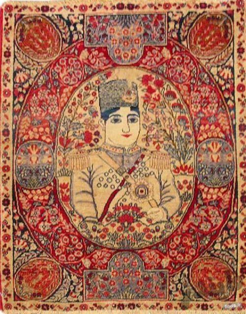 قالیچه تصویری