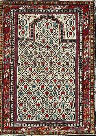 قالی ارمنی | نگاهی به قالی بافی ارمنیان
