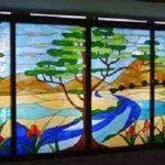 ویترای | هنر نقاشی بر روی شیشه