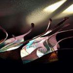 چراغ خواب کاغذی | آموزش درست کردن چراغ خواب با کاغذ و سیم
