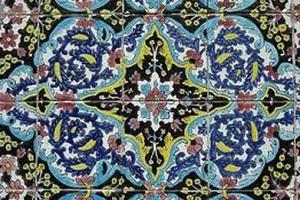 کاشی کاری و تاریخچه آن در ایران