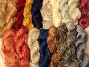چگونه پشم به خامه قالی بافی تبدیل می شود؟