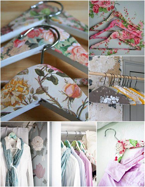 درست کردن آویز لباس رنگی با کاغذ رنگی +تصاویر