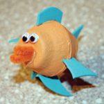 ساخت ماهی عروسکی