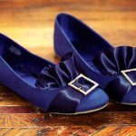 اموزش تزئین کفش با روبان +تصاویر