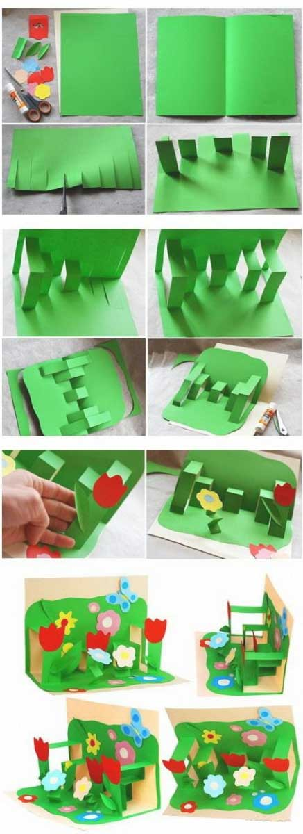 کارت پستال زیبا مخصوص کودکان