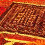فرش دستباف و روشهای نگهداری از آن