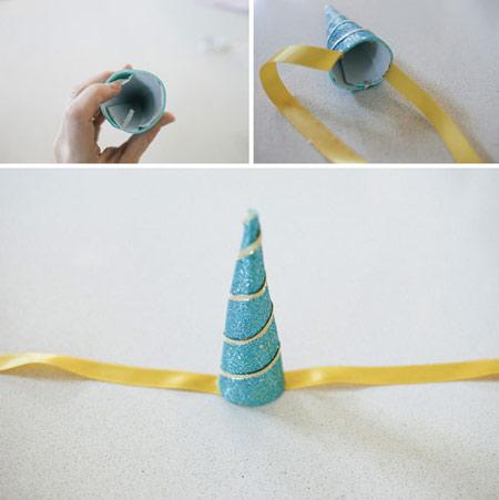 کلاه تولد را به روشی متفاوت درست کنید +تصاویر