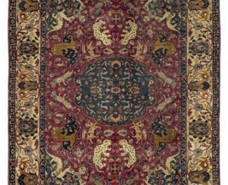 معروف ترین قالی های صفویه