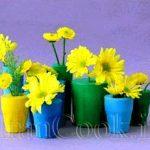 آموزش درست کردن گلدان با بادکنک +تصاویر