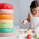 آموزش درست کردن خمیربازی برای بچه ها +تصاویر