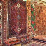 فرش دستباف|انواع فرش دستباف از لحاظ ابعاد