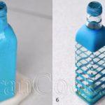 درست کردن گلدان آبشاری به روشی آسان +تصاویر