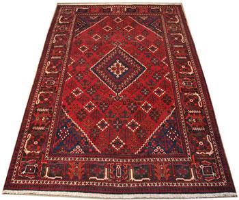 قالی های خودرنگ چگونه است؟