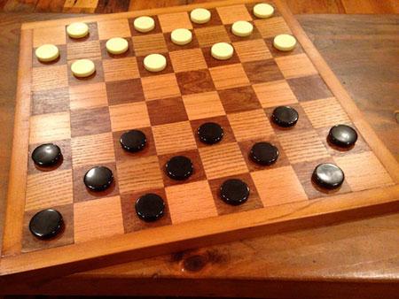 آموزش درست کردن صفحه شطرنج با چوب +تصاویر