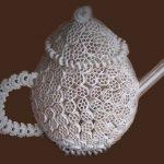 قوری چایی تزئینی |با ماکارونی فرمی قوری چای درست کنید